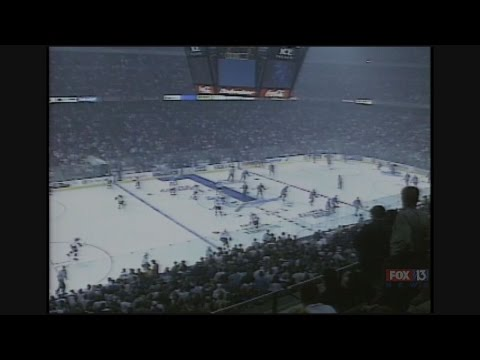 From 1996: Tampa's Ice Palace opens