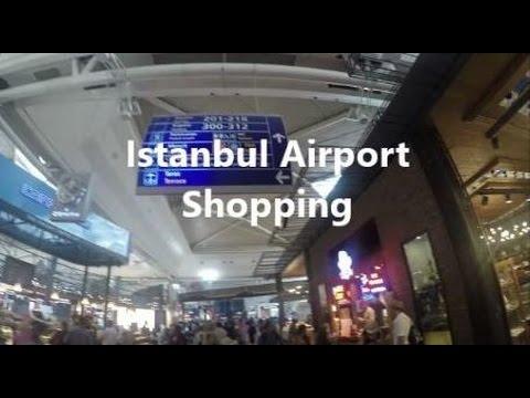 Istanbul, Airport, Shopping, Türkei, Einkaufen, Duty Free,