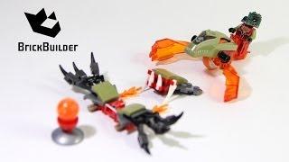Kijk Lego Chima Speedorz 70150 Flaming Claws filmpje