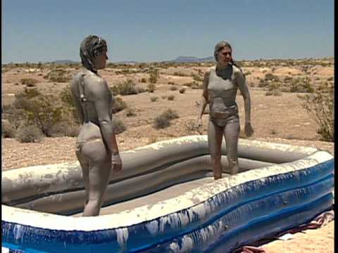 The Wobble Girls Mud Wrestling 2