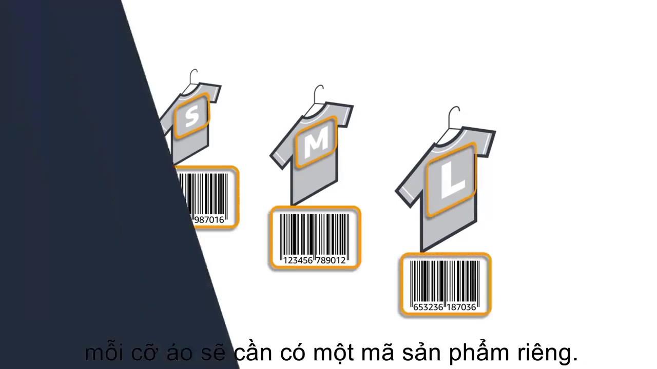 Cách tạo mã sản phẩm trên Amazon