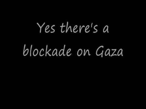 Blockade On Gaza