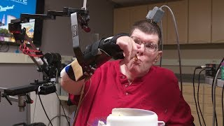 This Amazing Technology Is Helping Quadriplegics Move Again!