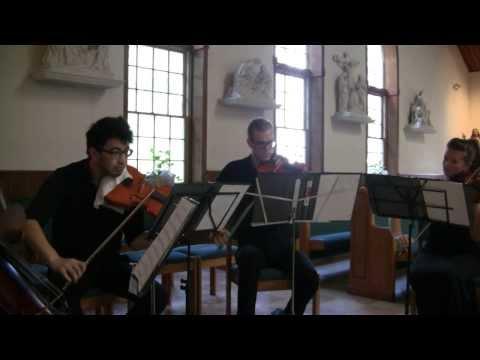 iconiQ String Quartet - Air on the 'G'-String, Bach