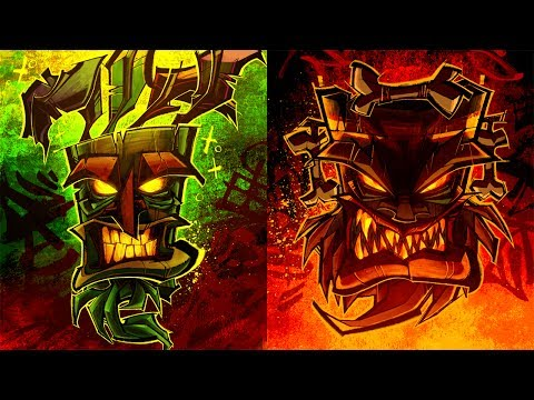 CRASH 3 WARPED (N. SANE TRILOGY) PS4 #5 - FINAL MASCARADO