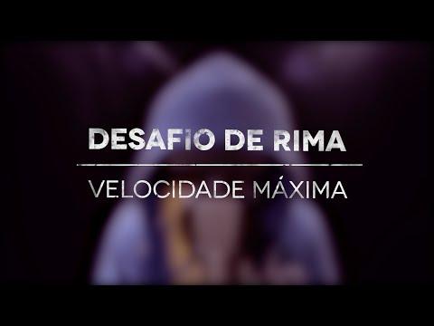 Desafio de Rima - Velocidade Maxima - Fabio Brazza e Ítalo Beatbox