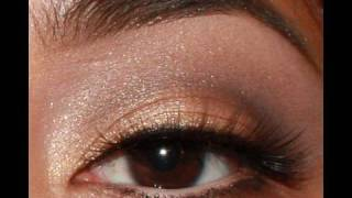 Jennifer Lopez Inspired neutral bronzey look - Contest entry Thumbnail
