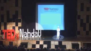 العذاب الجميل !!   Hany mohamed   TEDxNahdaU