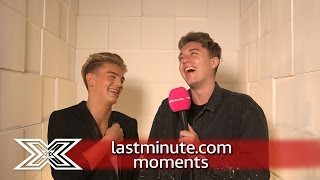 lastminute.com Moments | Moments Booth with Freddy ParkerThe X Factor UK 2016