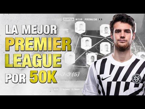 La MEJOR PREMIER LEAGUE por 50K | con KOLDERIU