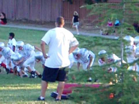 Matthews Football Practice 4
