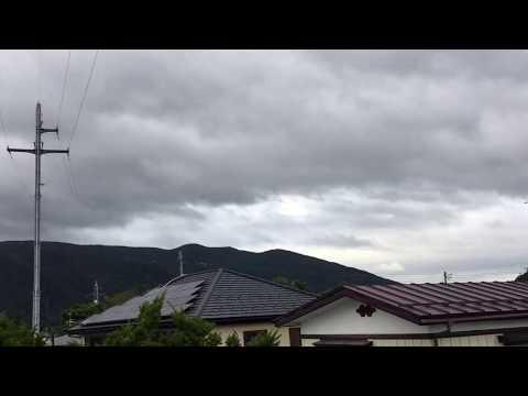 Emergency Missile Alert, Northern Japan, Sept. 15th, 2017: North Korea fires missile