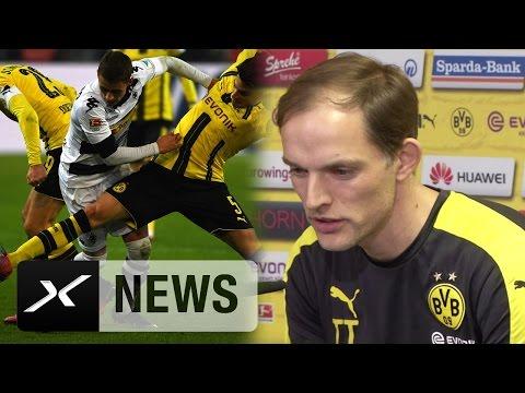 Thomas Tuchel über Tatmotiv, Teammenatlität und Mo Dahoud | Borussia Dortmund - Borussia M'gladbach