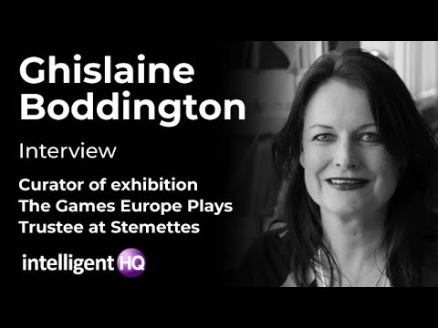 Interview with Ghislaine Boddington from body-data-space - Women in Tech