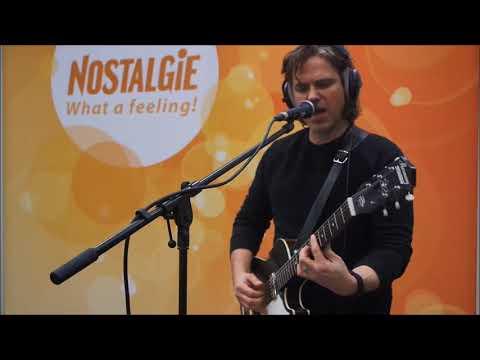 Jasper Steverlinck - Here's To Love (Live@Nostalgie)