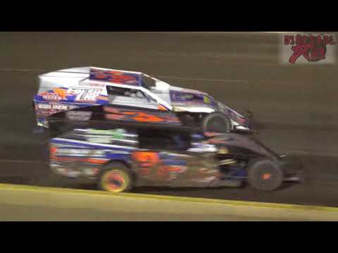 Mid America Clash 5 - Salina Speedway 9-29-17 IMCA A Modified A Feature