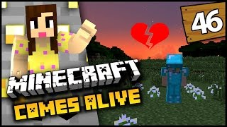 THIS IS GOODBYE!  - Minecraft Comes Alive 3 - EP 46 (Minecraft Roleplay)