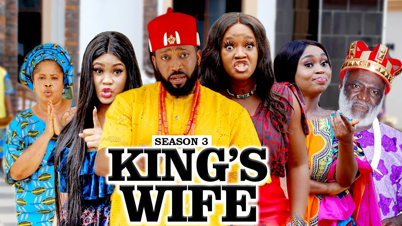 Download KING'S WIFE 3 - 2020 LATEST NIGERIAN NOLLYWOOD MOVIES