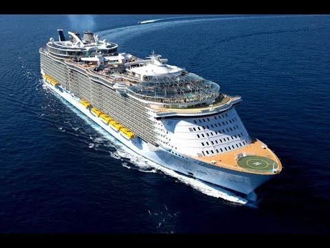 MegaStructures - World's Biggest Cruise Ship (National Geographic Documentary)