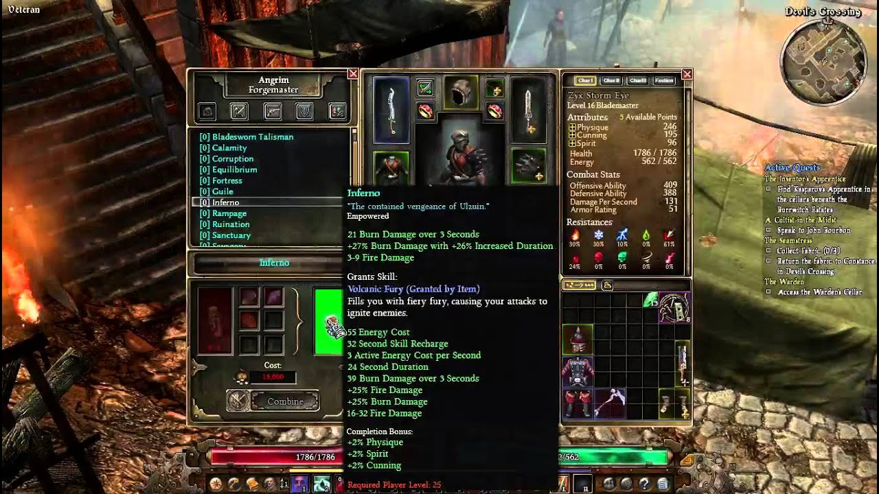 Grim Dawn – Tips I Wish I Knew Before Playing – Part Two | Fextralife