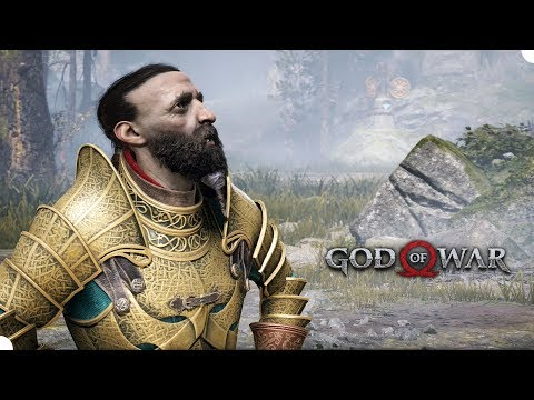GOD OF WAR #12 - Rumo À Montanha! (PS4 Pro Gameplay em Português PT BR)