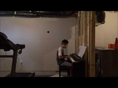Frohlicher Landmann (The Happy Farmer) by Robert Schumann RCM Grade 7 Piano