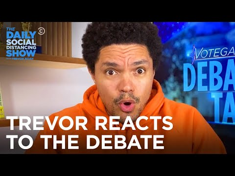 Trevor Reacts to