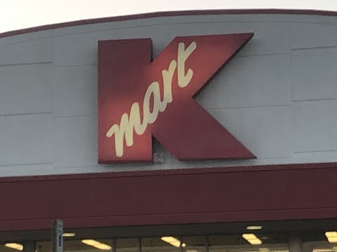 Collapse of Kmart: A Tour of Kmart - Charles City, IA (STORE NOT CLOSING YET)