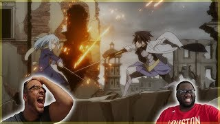 THAT TIME I GOT REINCARNATED AS A SLIME EPISODE 1 REACTION | THIS IS GOING TO BE WILD!
