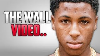 The Video of NBA YoungBoy Talking To A Wall