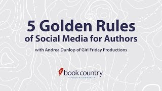 5 Golden Rules of Social Media