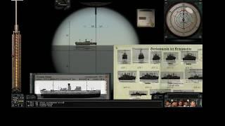 торпедирование Silent Hunter 3