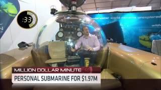 $2M PERSONAL SUBMARINE