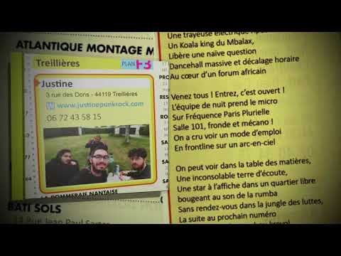 Justine - Fréquences Paris Plurielles (106.3Fm)