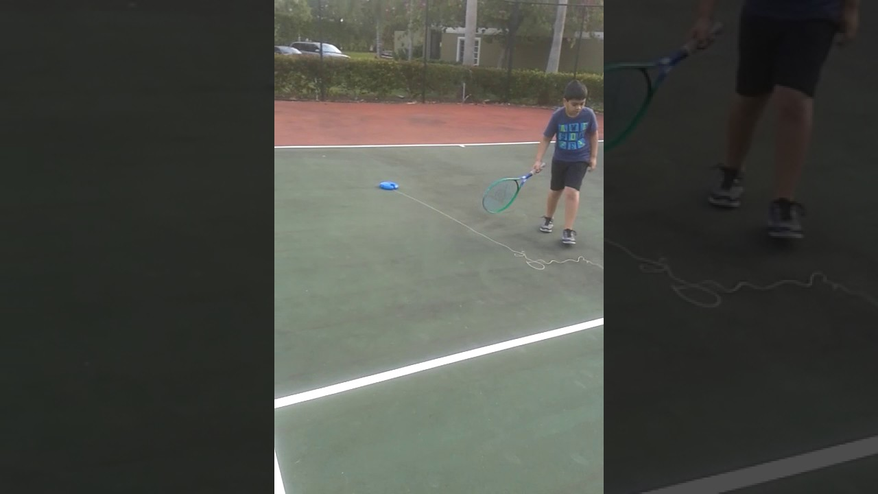 how to build a tennis court yourself