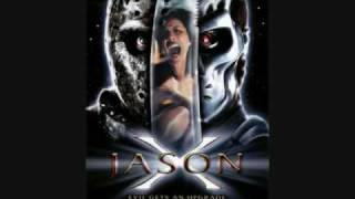 Jason X End Credits Theme (X is the Loneliest Number)