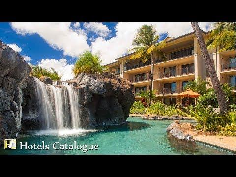Koloa Landing Resort At Poipu, Autograph Collection - Luxurious Kauai Beach Villas Tour