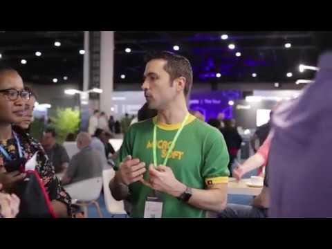 Microsoft Ignite | The Tour | Johannesburg - Open Source Interview