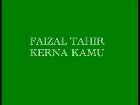 Faizal Tahir-Kerna Kamu
