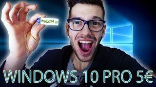 WINDOWS 10 PRO 5€ NO CRACK ITA