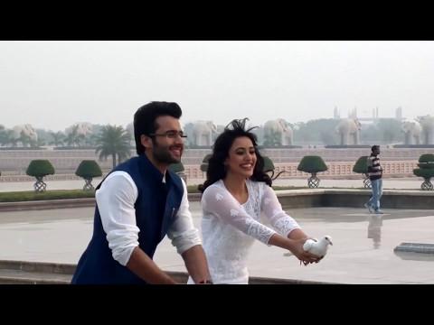 Neha Sharma and Jacky Bhagnani In Lucknow