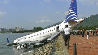 5 САМЫХ экстремальных и опасных аэропортов мира