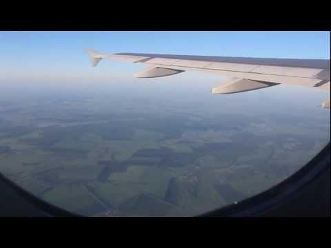 Авиаперелет на самолете Уфа-Москва (домодедово S7)