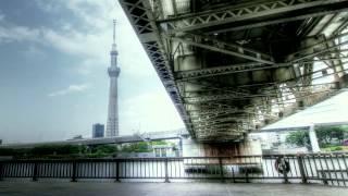TOKYO SKYTREE time lapse 2013