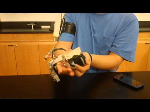 Daniel's Robotic Pincer - Final Video!