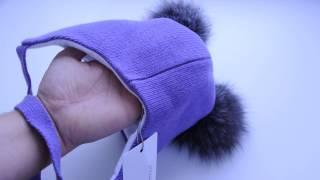 Детские теплые шапочки PETIT MODE(Детские шапочки PETIT MODE Арт PM05-violet Купить оптом детские зимние шапки http://www.petitmode.ru/, 2013-10-03T05:56:55.000Z)