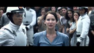 The Hunger Games: Katniss And Peeta Reaping Scene  Hd