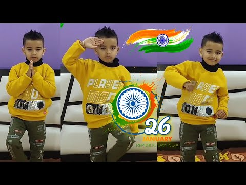 26-january-song-|-republic-day-dance-for-kids-|-🇮🇳🇮🇳❤️❤️-must-watch