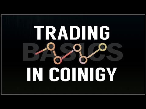COINIGY : How to trade altcoins in Coinigy for beginners
