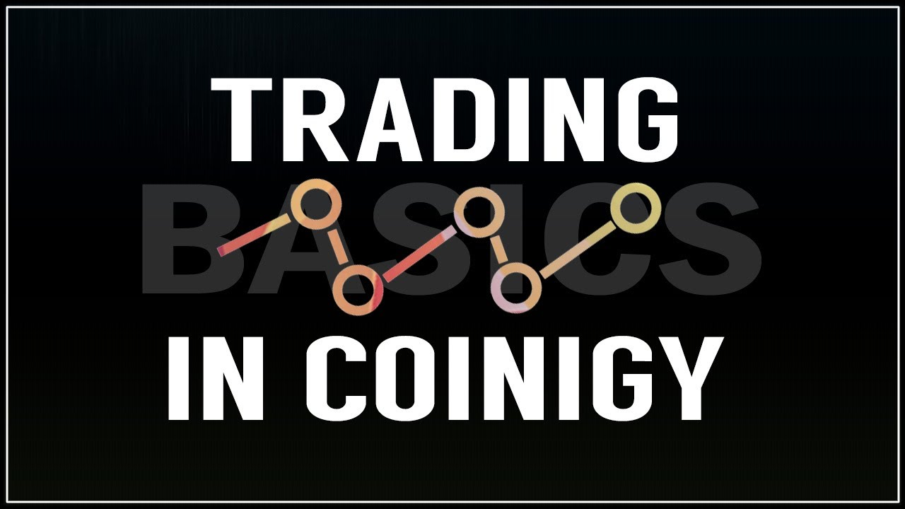how to trade cryptocurrency using coinigy